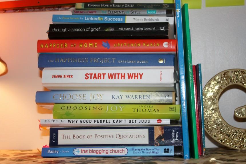 Bookshelf #1