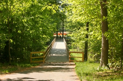Tour de Parks: The Other Side of BrunswickLake