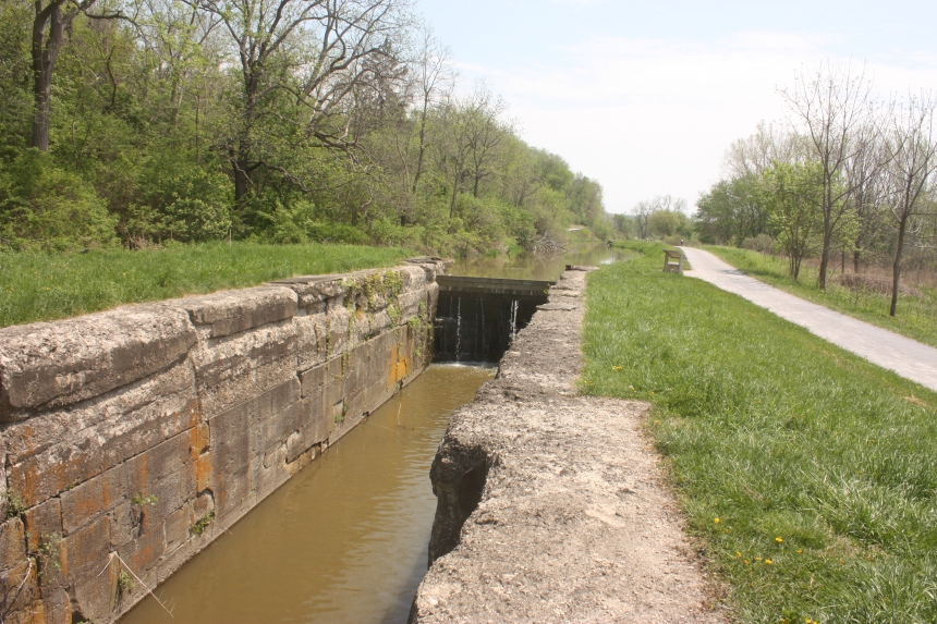 Lock 39 - Ohio & Erie Canal