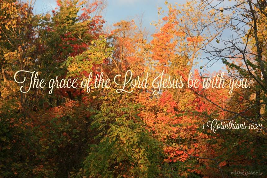 Grace Verse