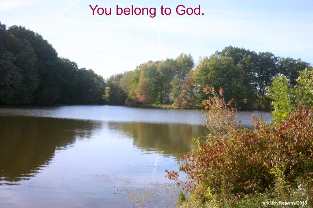 You_Belong_God