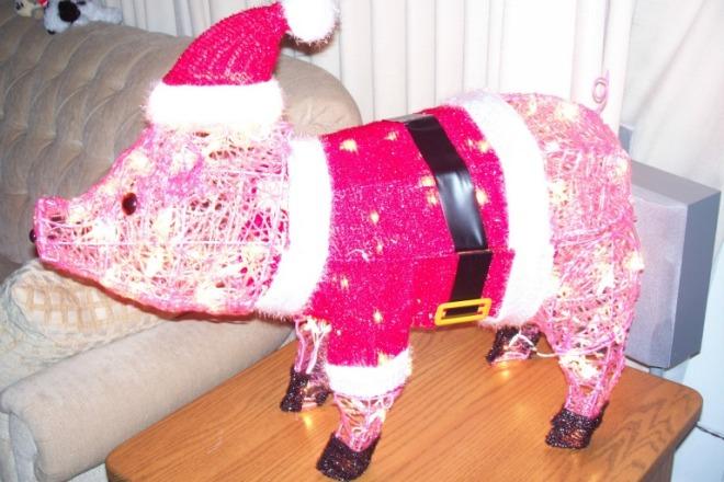 Santa Bacon