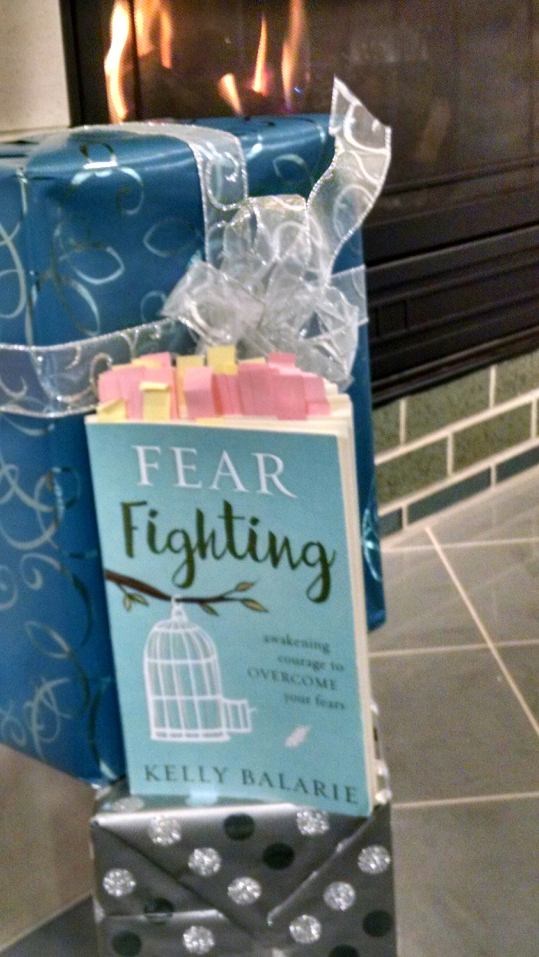 Fear Fighting by Kelly Balarie – AReview