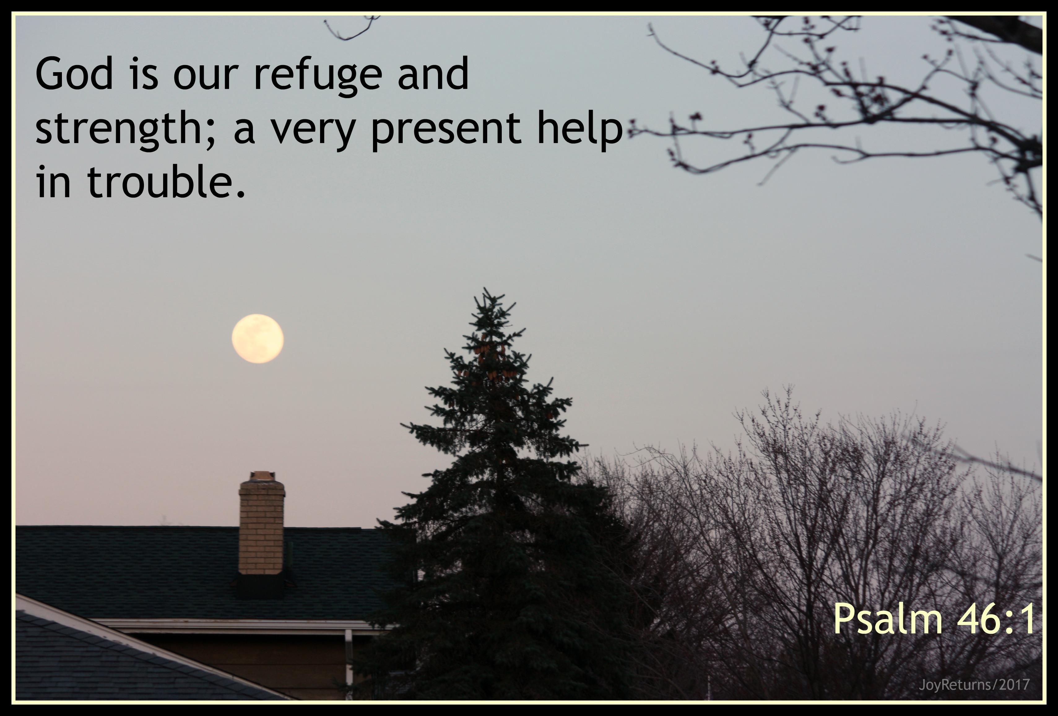helpintroublePsalm46-1