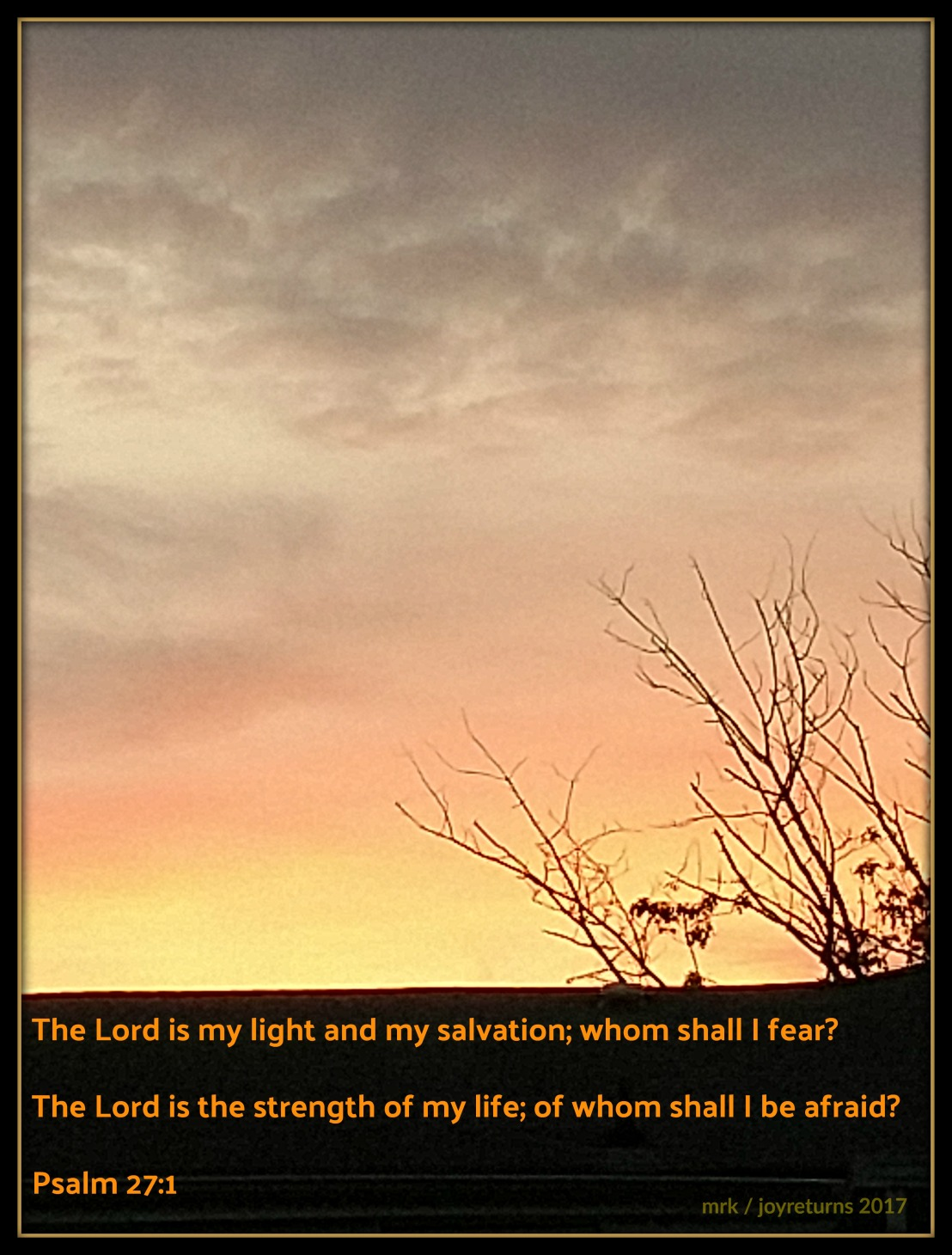 Psalm 271
